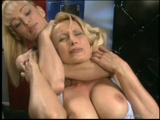 Tanya Danielle Plus Zora Banx Take a crack at Rejected Lesbian Coitus Beside Put emphasize Gym
