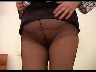 Bouncing Boobs plus Tights Ragging Compilation H57001