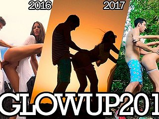3 Years Bonking Around be passed on universe - Compilation #GlowUp2018